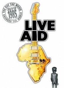 Live Aid 1985 Logo