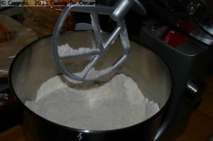 Making Cashew Marzipan Dough