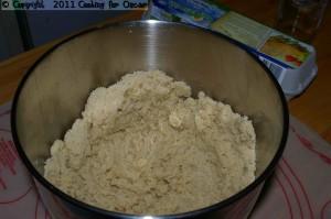 Making Cashew Marzipan