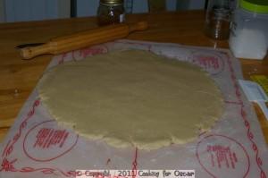 Rolling Cashew Marzipan
