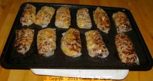 Bakes Spring Rolls
