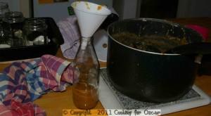 Bottling No-Tomato Sauce