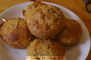 Carrot Vitabrit Muffins