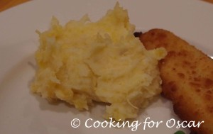 Potato and Swede Mash