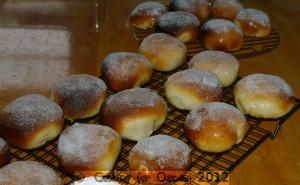 Swedish Vanilla Buns