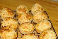 Choko Muffins