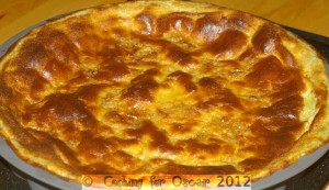 South African Crustless Milk Tart (Korslose Melktert)