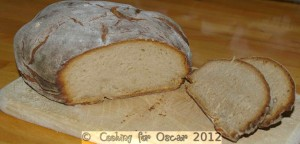 Swedish Scalded Rye Bread