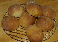 Vegetable Garden Bread Rolls