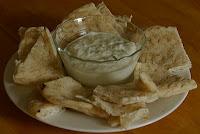 Cream Cheese, Zucchini and Chive Dip