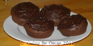 Devil's Food Cup Cakes