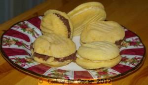 Nana's Yo Yo Biscuits