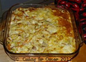 Oven-baked Frittata