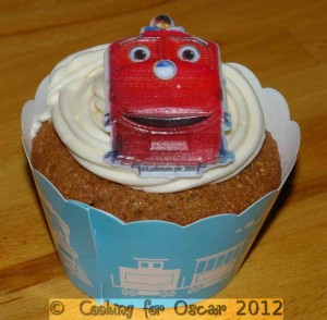 Chugginton Birthday Cake