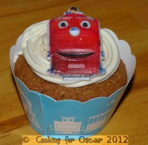 Chugginton Birthday Cake