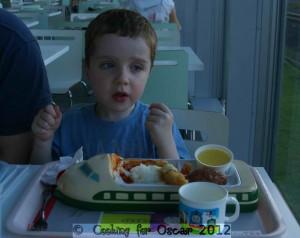 Railway Museum - Japanese Kids Meal