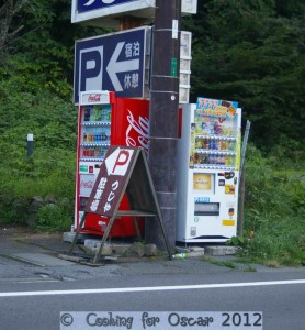 Mount Fuji Japan - Vending Machine