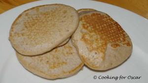 Blinis (Russian Buckwheat Pancakes)