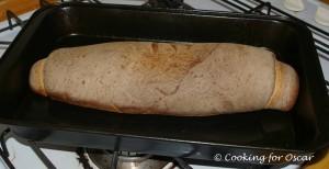 Japanese Milk Shokupan (White Bread)