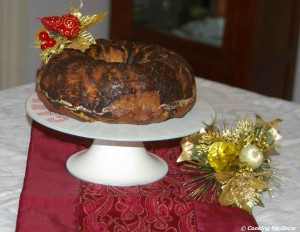 Carob Syrup Cake