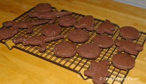 Chocolate Biscuit Cutter Biscuits