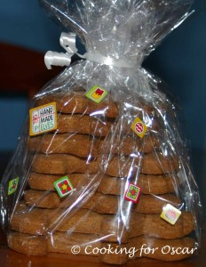 "Gingerbread (or ""No-ginger bread"") Dough"
