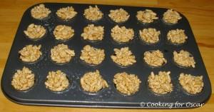 Making Cereal Bites