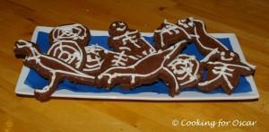 Simple Halloween Biscuits