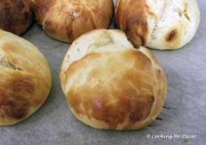 Basic Swedish Bun Dough