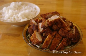 Japanese Breaded Pork Cutlets (Miso Katsu) – Cooking for Oscar