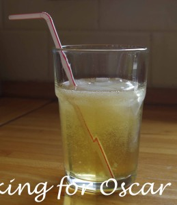 Maple Syrup Refresher