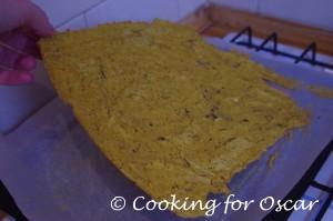 Making Vegetable Stock Powder