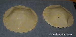 Making Individual Meat Pies