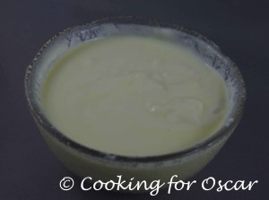 Saffron Yogurt