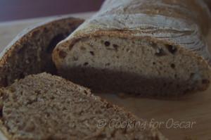 Easy Spelt Bread